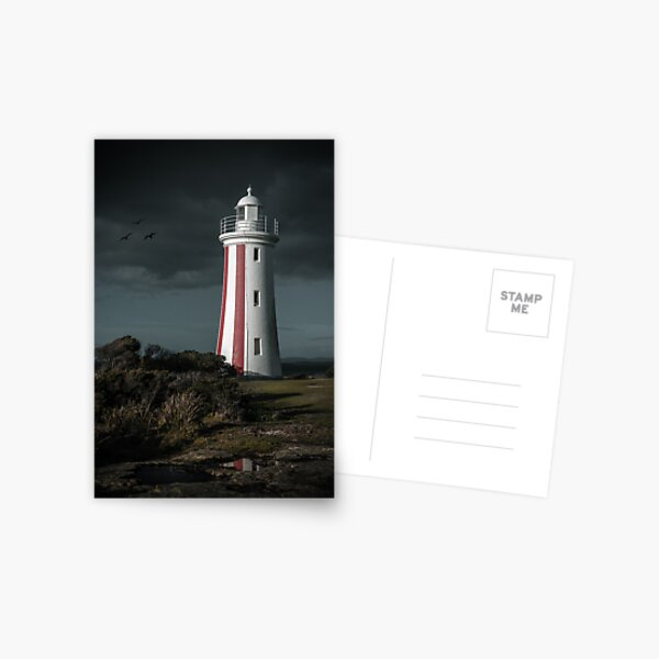 Where gloom gathers Postcard