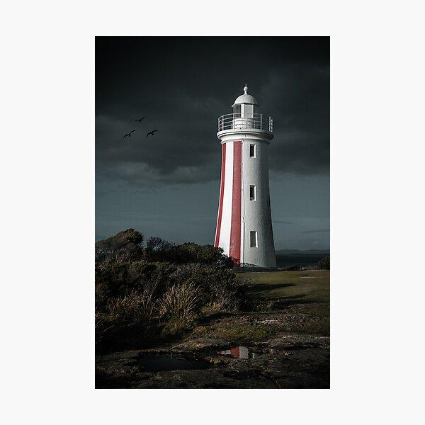 Where gloom gathers Photographic Print