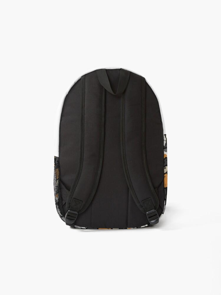Alternate view of Cat Crowd Backpack