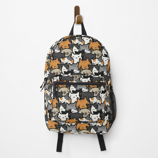 Cat Crowd Backpack