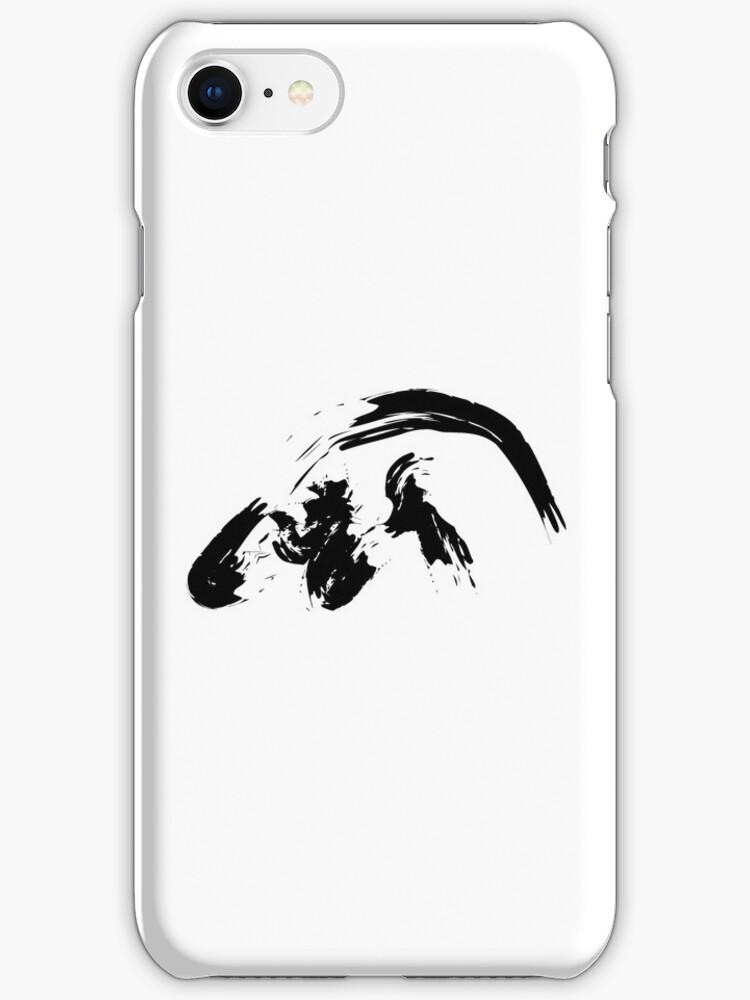 Q // Black on White by schiggityschway
