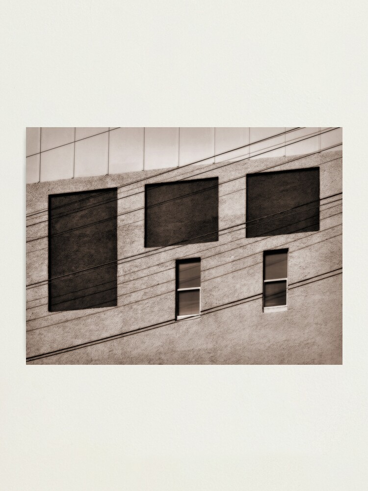 Alternate view of 1:2:2 Photographic Print