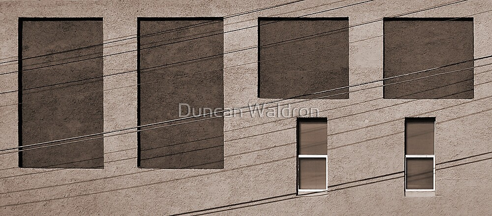 Three pairs by Duncan Waldron