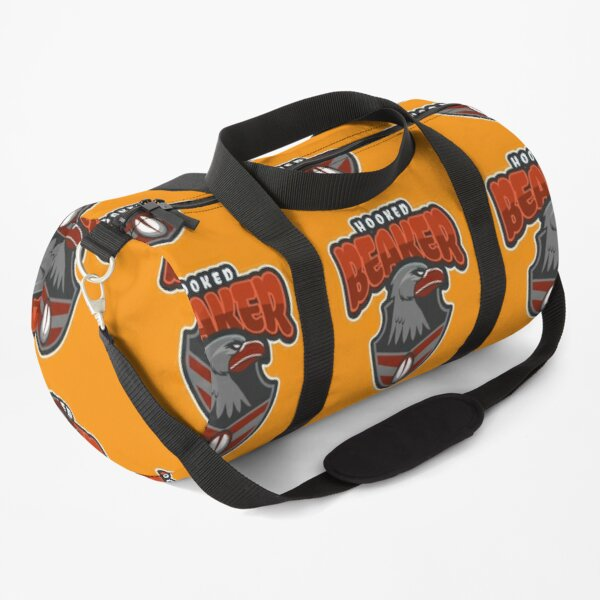 Hooked Beaker, the king of the sky - Artistic Work and Designer Merchandise Duffle Bag