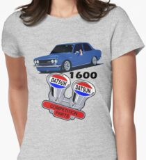 datsun 1600 Women's Fitted T-Shirt