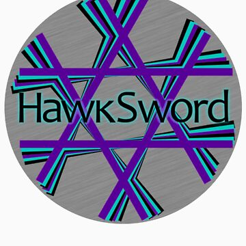HawkSword Big Logo by Eirys