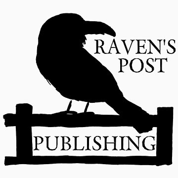 Raven's Post Logo by phil413