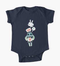 Bunny Doll One Piece - Short Sleeve
