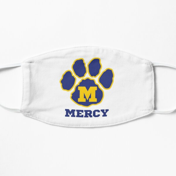 Mercy Paw Logo Mask