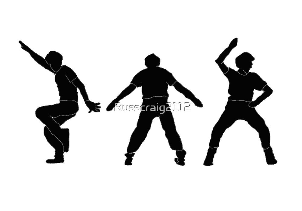 Napoleon Dynamite Dance by Russcraig2112