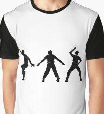 Napoleon Dynamite Dance Graphic T-Shirt