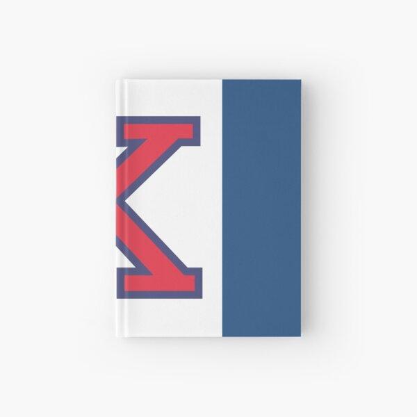 University of Kansas Flag Hardcover Journal