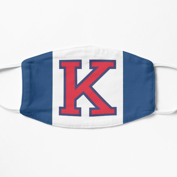 University of Kansas Flag Mask