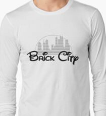 'The Magic of Newark' (b) Long Sleeve T-Shirt