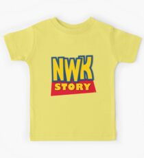 'Newark Story' Kids Tee