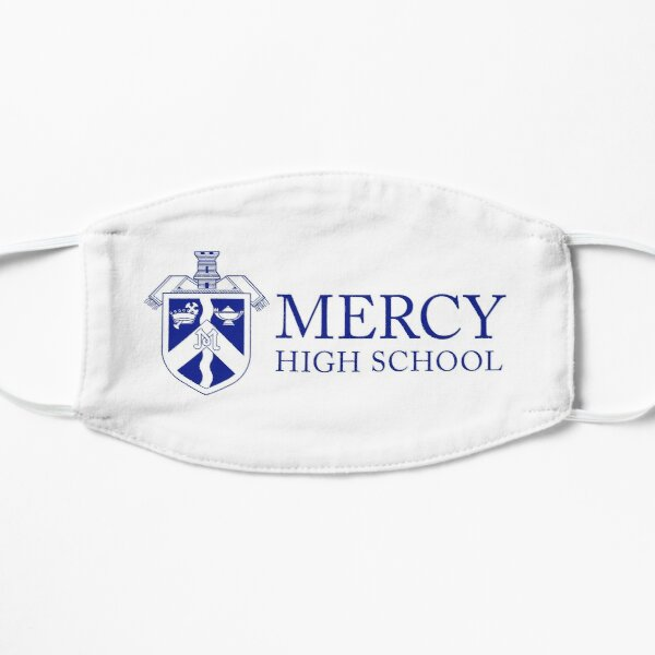 Mercy Shield Logo with Text Mask