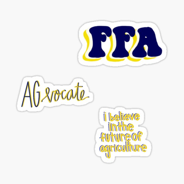 AG pack Sticker