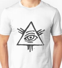 Eye of Providence Slim Fit T-Shirt