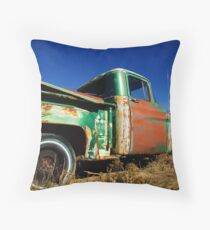 1960 Dodge Pickup Throw Pillow