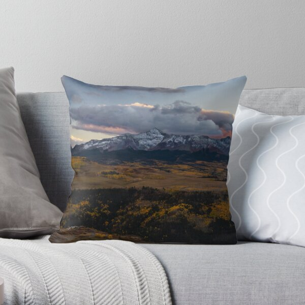 Telluride Heavenly Display Throw Pillow