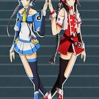 Vocaloid China by SummerSnowByKF