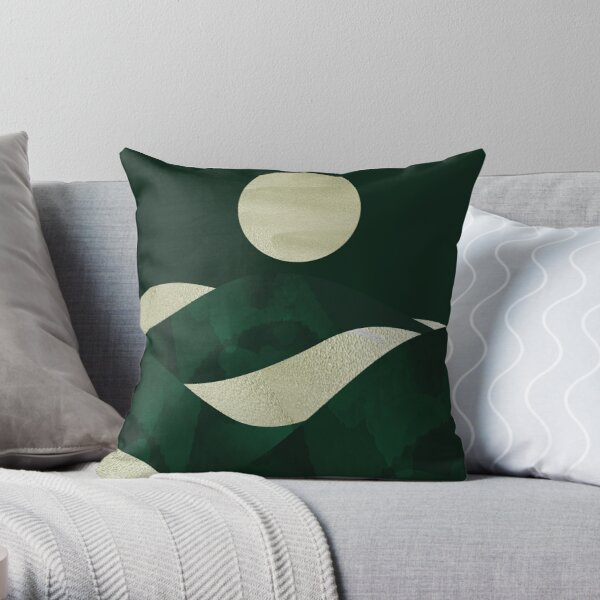 By the Light (2) Throw Pillow