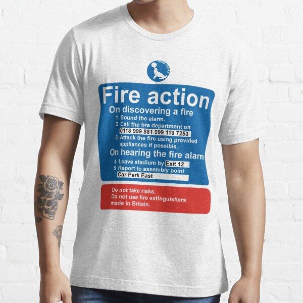 Sea Parks Fire Action Essential T-Shirt
