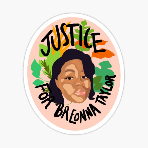 Justice for Breonna Taylor Sticker