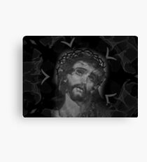 Pains of Our Lord Jesus Canvas Print