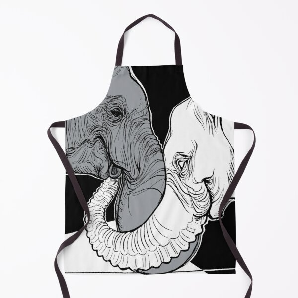 Elephants Apron