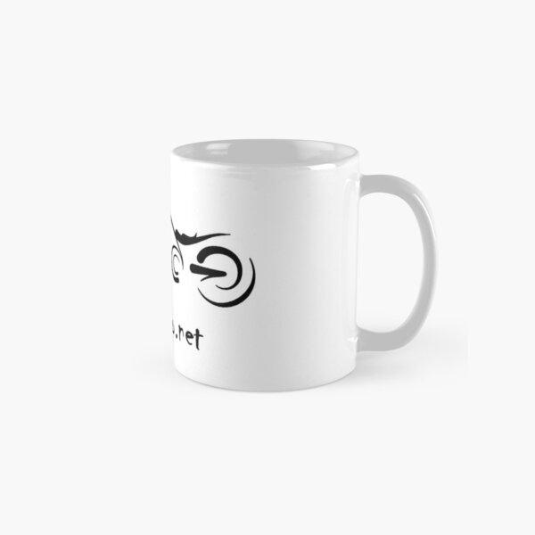ElMoto logo black Classic Mug