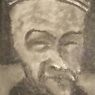 Rembrandt as Pharoah. by Tim  Duncan