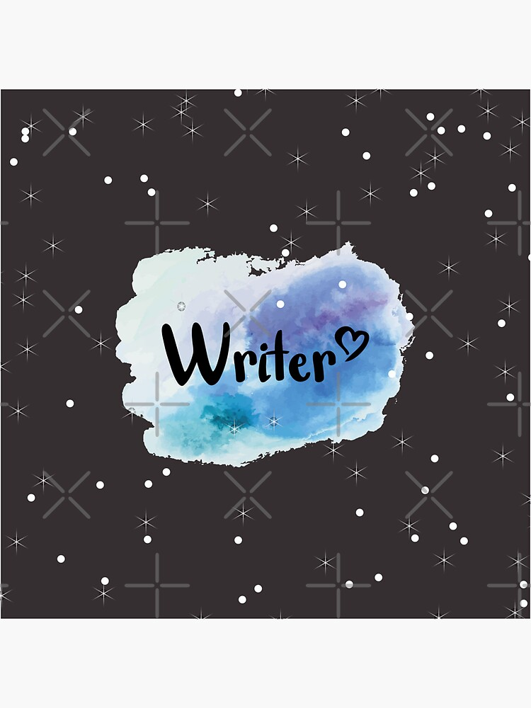 Writer by chanzds
