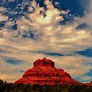 Bell Rock, Red Rock Country, Sedona, Arizona by WhiteLightPhoto