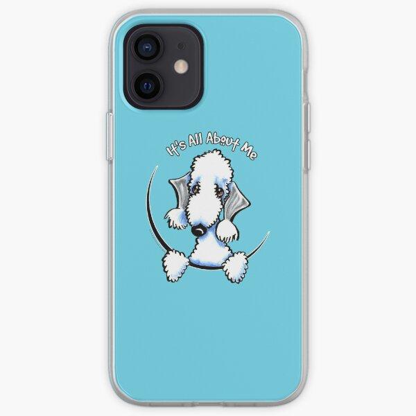 Bedlington Terrier :: It's All About Me iPhone Soft Case
