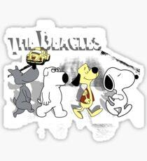 The Beagles 2.0 Sticker
