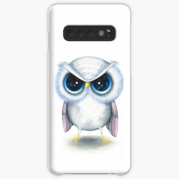 Grumpy Bird Samsung Galaxy Snap Case
