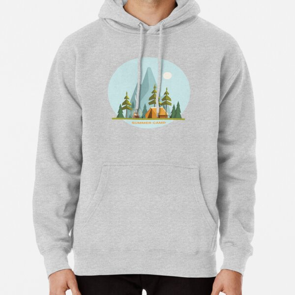 Road Trip Unlimited Summer Adventure | Summer Camp Series Pullover Hoodie