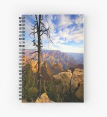 """""""The Grand View"""" Spiral Notebook"""