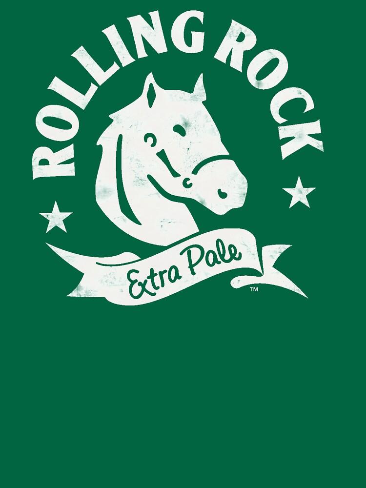 Rolling Rock Logo by drubdrub