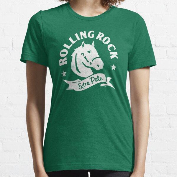 Rolling Rock Logo Essential T-Shirt