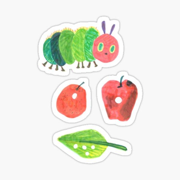 Very Hungry Caterpillar Sticker