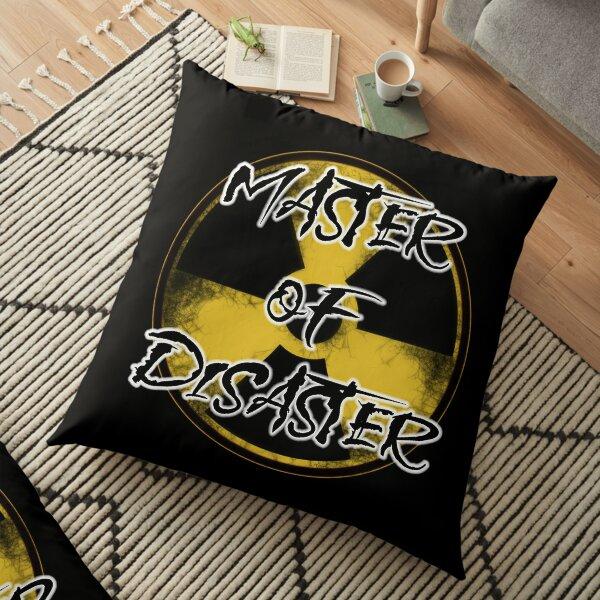 """Nuklearer """"Master of Disaster"""" Bodenkissen"""