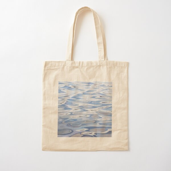 Adaptation - water painting Cotton Tote Bag