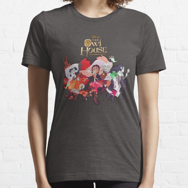 The Owl House - programa de televisión de dibujos animados Camiseta esencial