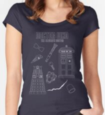 The 11th Universe Women's Fitted Scoop T-Shirt