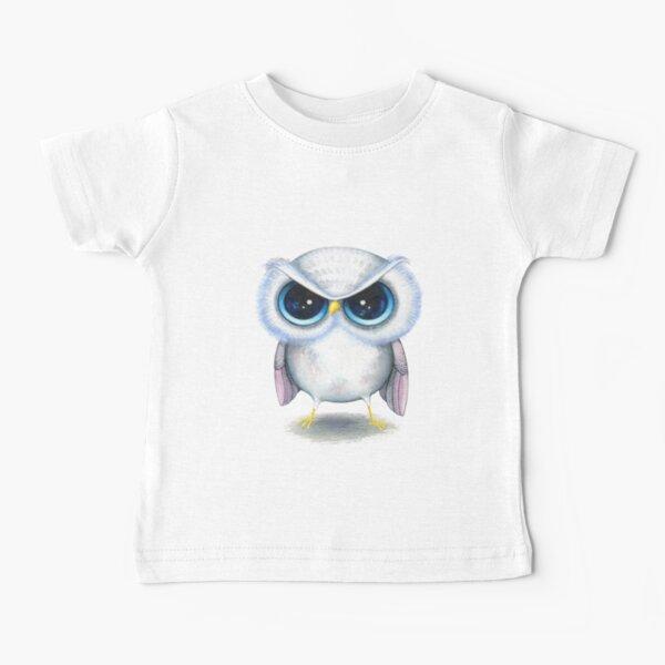 Grumpy Bird Baby T-Shirt