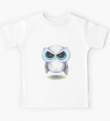 Grumpy Bird Kids Clothes