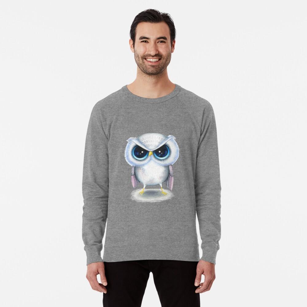 Grumpy Bird Lightweight Sweatshirt