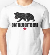 Don't Tread on the Bear Unisex T-Shirt